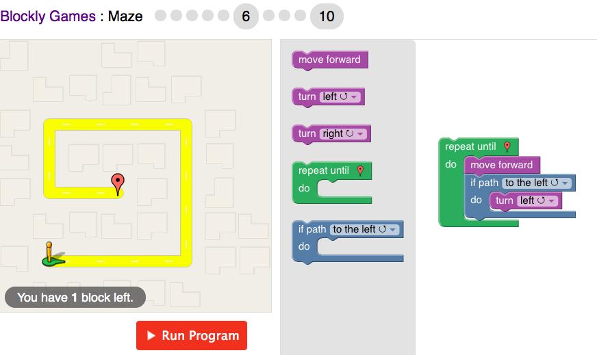 Offline · google/blockly-games Wiki · GitHub